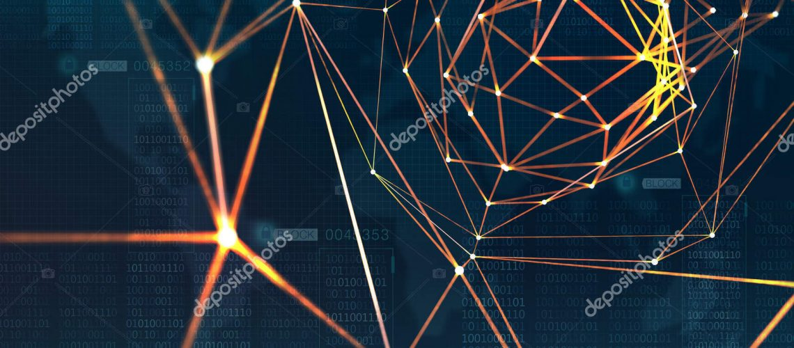 Protection and storage of digital data using the blockchain technology. Artificial intelligence based on neural networks. Global Information Network. Concept of the development of digital technologies